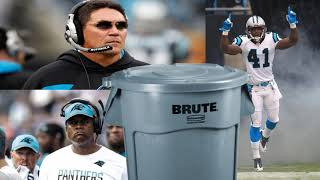 Who do the Carolina Panthers need to get rid of?