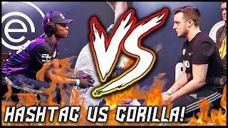 Hashtag vs gorilla! - fifa eclub world cup in paris
