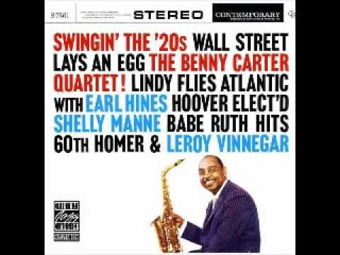Benny Carter - My Favorite Blues. Антология Джаза