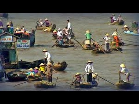 National Documentary - The Mekong River Supplier of Life Economy and Culture Documentary HD