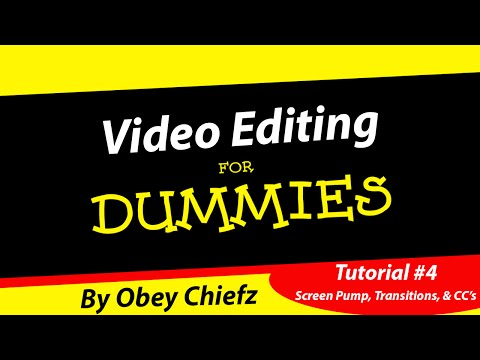 Obey chiefs editing services