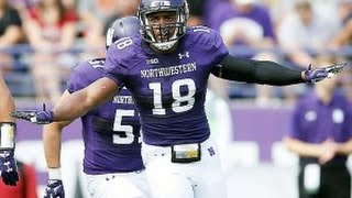 "Anthony Walker Jr Highlights || ""The Terror"" || Northwestern"