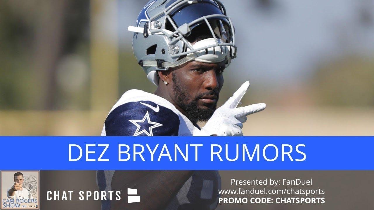 Dez Bryant Rumors Latest Odds For Bryant S Next Nfl Team
