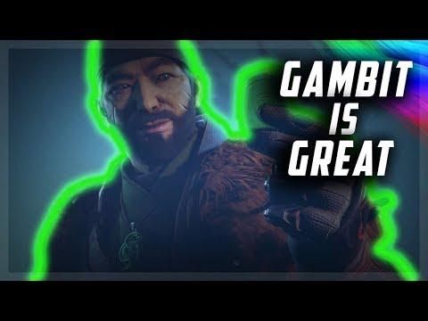 GAMBIT IS GREAT | DESTINY 2 FORSAKEN