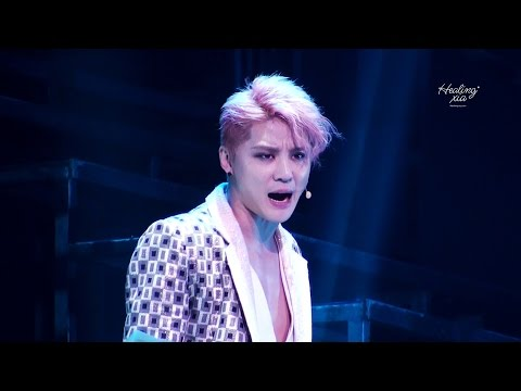 161211 XIA Ballad&Musical Concert with Orchestra vol.5 - Against nature