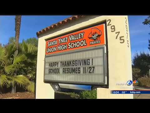 Santa Ynez Valley Union High School principal pleads not guilty to DUI charges