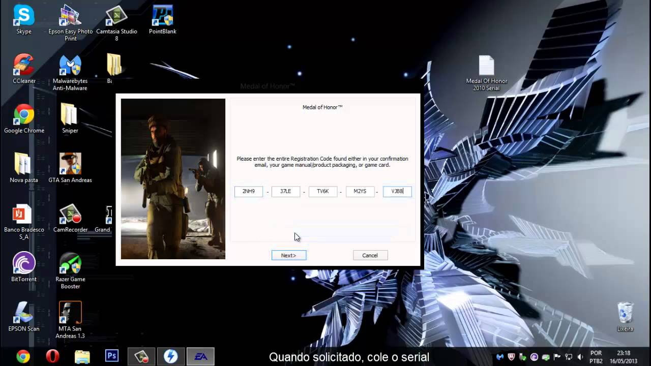 Como baixar e instalar Medal of Honor 2010 PC [Completo ...