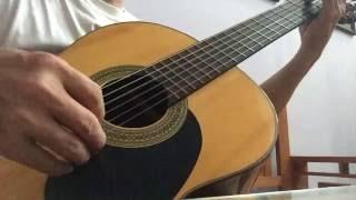 Vợ người ta-phan manh Quỳnh-( fingerstyle ) - Guitar cover