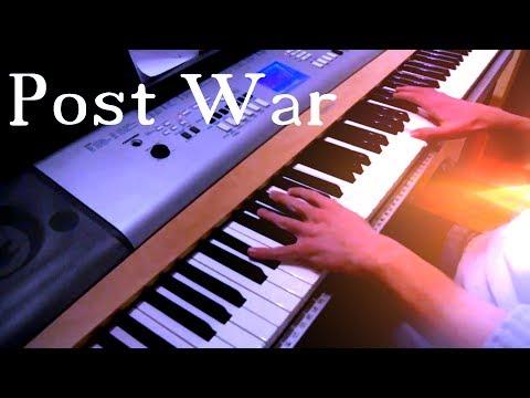 """Emotional Sad Piano Music - """"Post War"""" (Original Composition) (Original Piano Music)"""