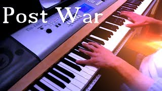 "Emotional Sad Piano Music - ""Post War"" (Original Composition) (Original Piano Music)"