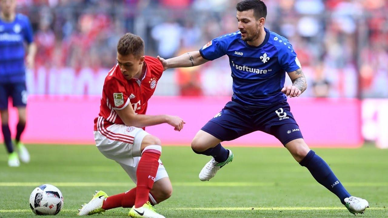 Fc Bayern Vs Darmstadt