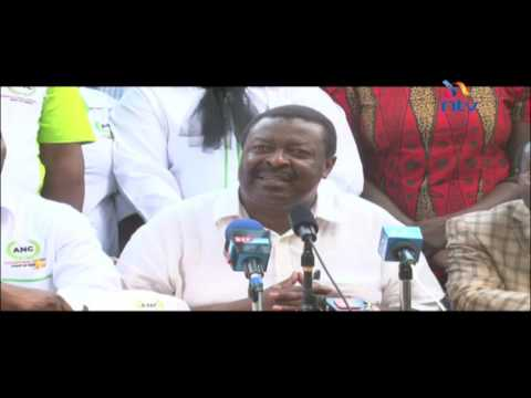 Musalia Mudavadi warns opposition to prep for a super political alliance