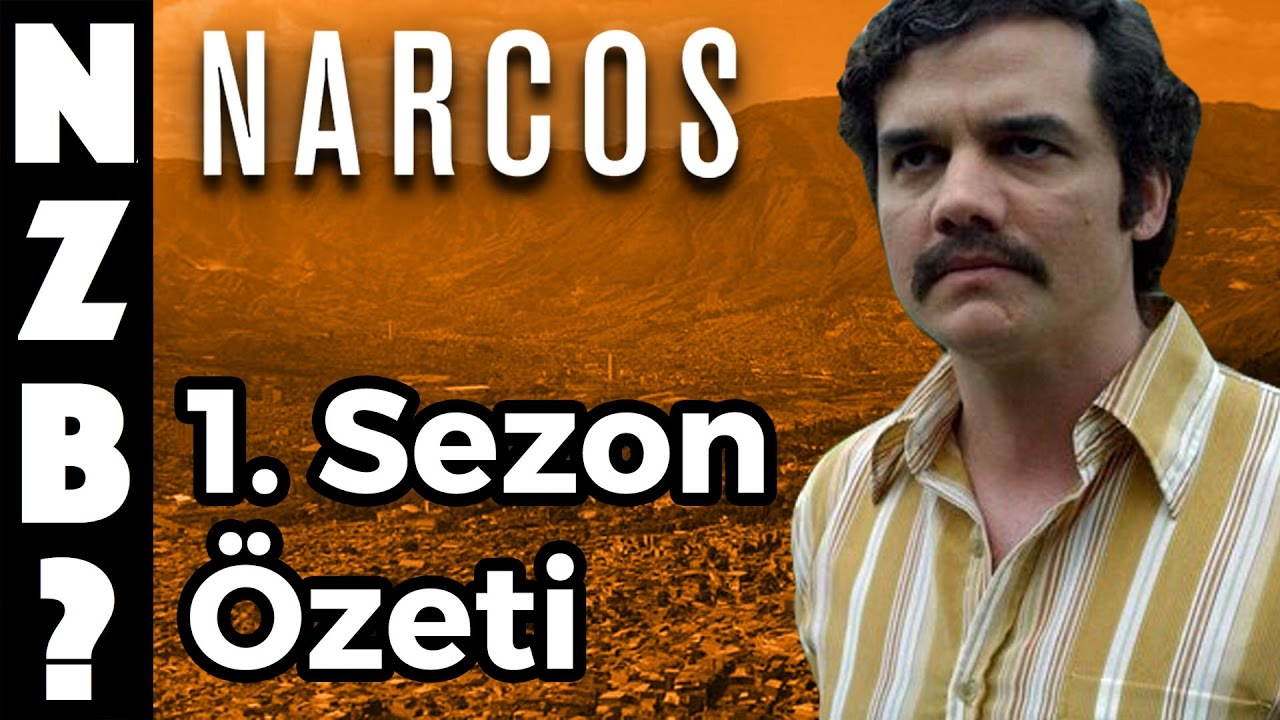 Narcos Sezonul 1