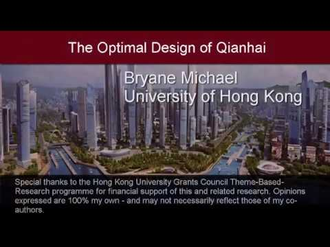 The Optimal Design of Qianhai
