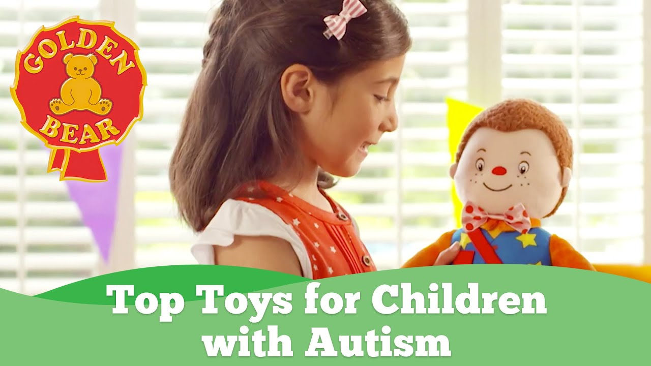 Top Toys for Children with Autism