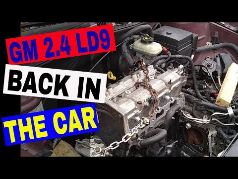 Engine Rebuild Drop In - 1999 Grand Am GM LD9 2.4 Quad 4 - Part 17