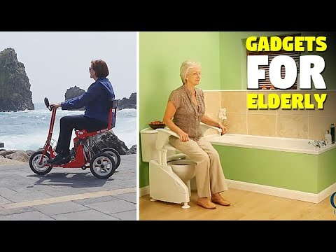7 Unique Gadgets For Elderly Living Alone In 2019