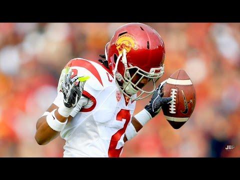 Biggest Playmaker in College Football || USC CB/WR/KR/PR Adoree' Jackson Career Highlights ᴴᴰ