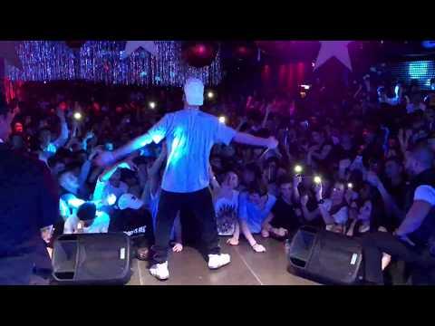 Vegas Jones - Yankee Candle live @ Setai Club - 23 Dicembre 2017