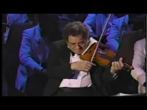 Theme From Schindler's List conducted by John williams (featuring Itzhak Perlman)