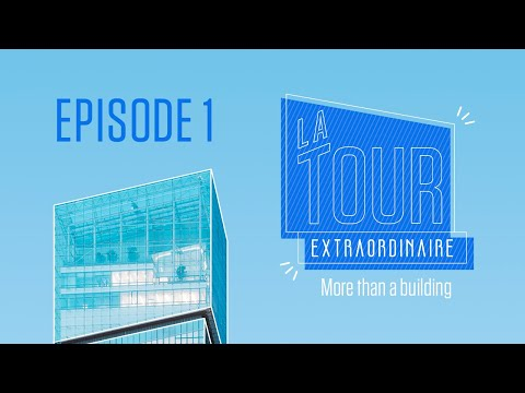 The Extraordinary Tower: a behind the scenes video series of the Saint-Gobain Tower: EP.01