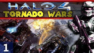 Halo: Tornado Wars! (Giant Warthog RamFest - Part 1/2)