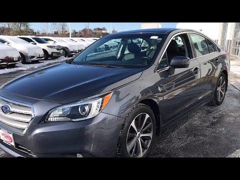 2017 Subaru Legacy Elgin, Schaumburg, Barlett, Barrington, Hoffman Estate, IL PE1759
