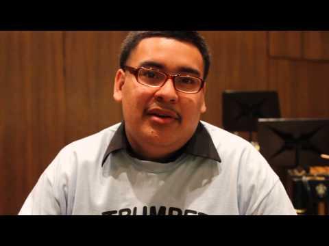 Interview at Trumpet Wars 2014