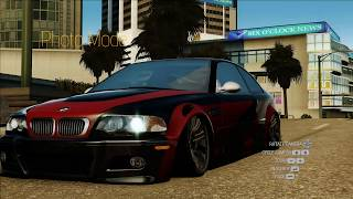 Need for Speed  Undercover Remastered Intro M3 GTR!