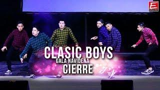 ✪ CLASSIC BOYS ✪  2 Gala Navideña ► EFFECTS FILM