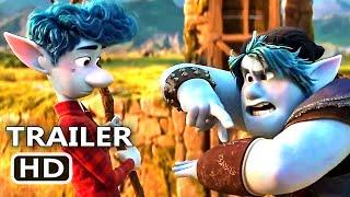 ONWARD Trailer # 3 (NEW 2020) Tom Holland, Pixar Animation Movie