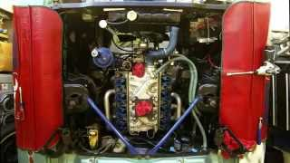 1964 Ford Fairlane 289 Engine Disassembly Timelapse