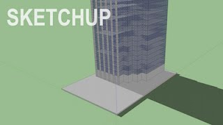 Visual Simulation: Rendering Styles And Presentation With Sketchup - Welcome Back