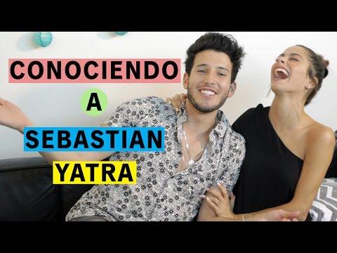 Conociendo a SEBASTIÁN YATRA l #YaNoHayNadieQueNosPare | TINI