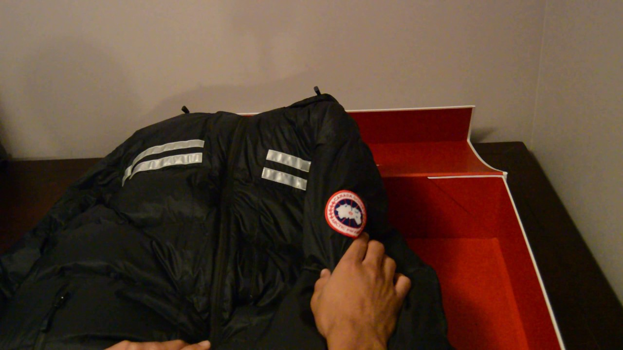 683225380e5 Canada Goose Summit Jacket Review w/ on body - YouTube