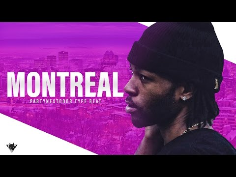PND x Bryson Tiller Smooth Type Beat Instrumental - Montreal (Prod By Beatdemons )