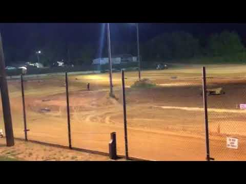 Dirtpocolypse Southern Raceway Gavin Blackwood