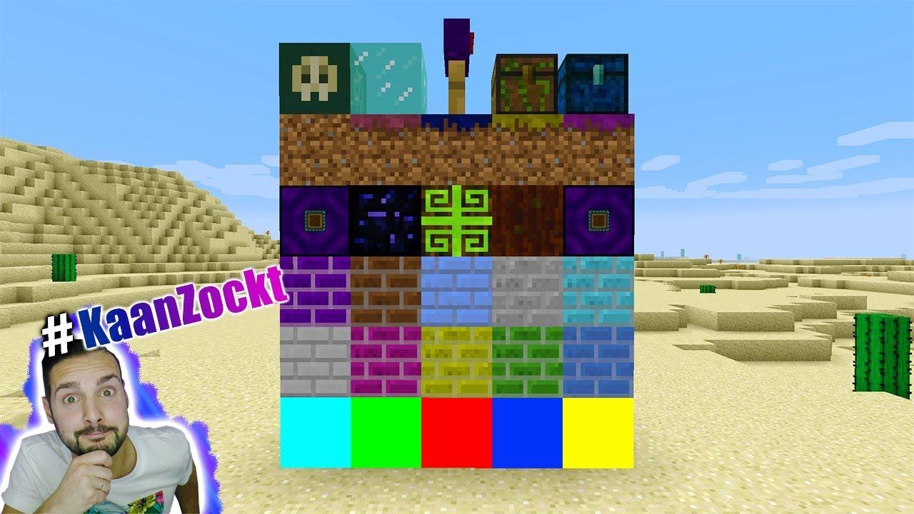 NEUE BLÖCKE FÜR MINECRAFT Random Things Mod Deutsch Perfekt Für - Minecraft hauser mit einem klick mod