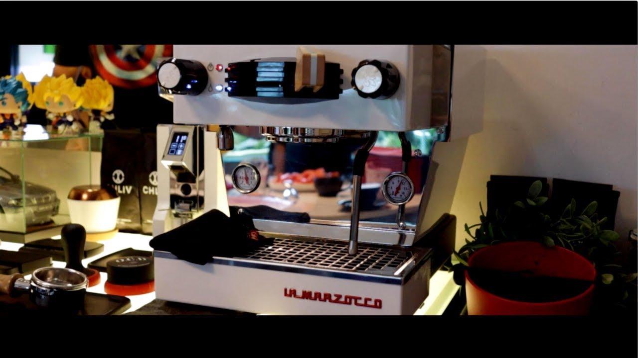 An Evening with the La Marzocco Linea Mini and Eureka Specialita | Canon M50