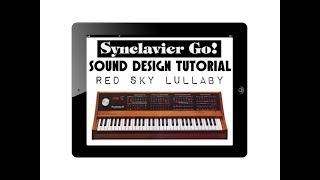 Synclavier Go! Tutorial - iPad