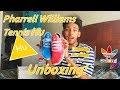Adidas X Pharrell Williams Tennis Hu Holi Unboxing Festival Red Trace Blue mp3