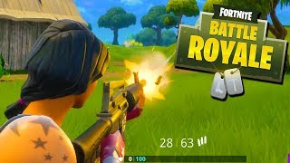 HE'S ONE SHOT!!! - Fortnite with The Crew!