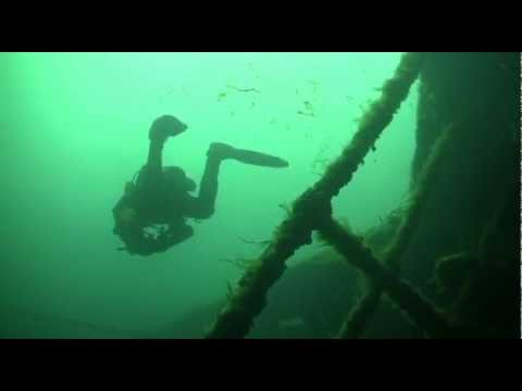 Lake Michigan | Scuba Diving the Prins Willem V shipwreck in Lake Michigan 4 views