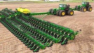 Dünyanın En Büyük Traktörleri - İnanılmaz Ağır Modern Tarım Makineleri