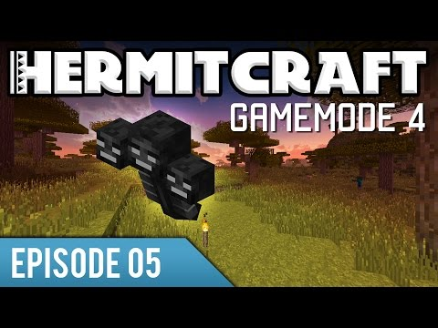 Hermitcraft Gamemode 4 | 05 | Wither Fight...
