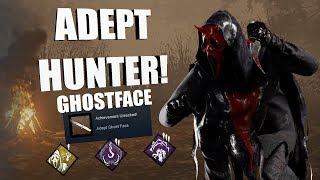 ADEPT DERPFACE! | Dead By Daylight Ghostface Achievement