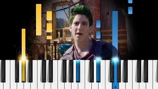 Disney 39 S Zombies My Year - Piano Tutorial.mp3
