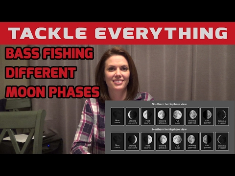 Fishing With Science - Moon Phases - Part 1