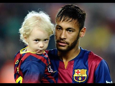 Futbolistas Famosos Y Sus Hijos Resubido Hd Youtube