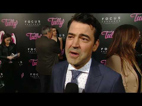 Tully LA Premiere - Itw Ron Livingston (official video)